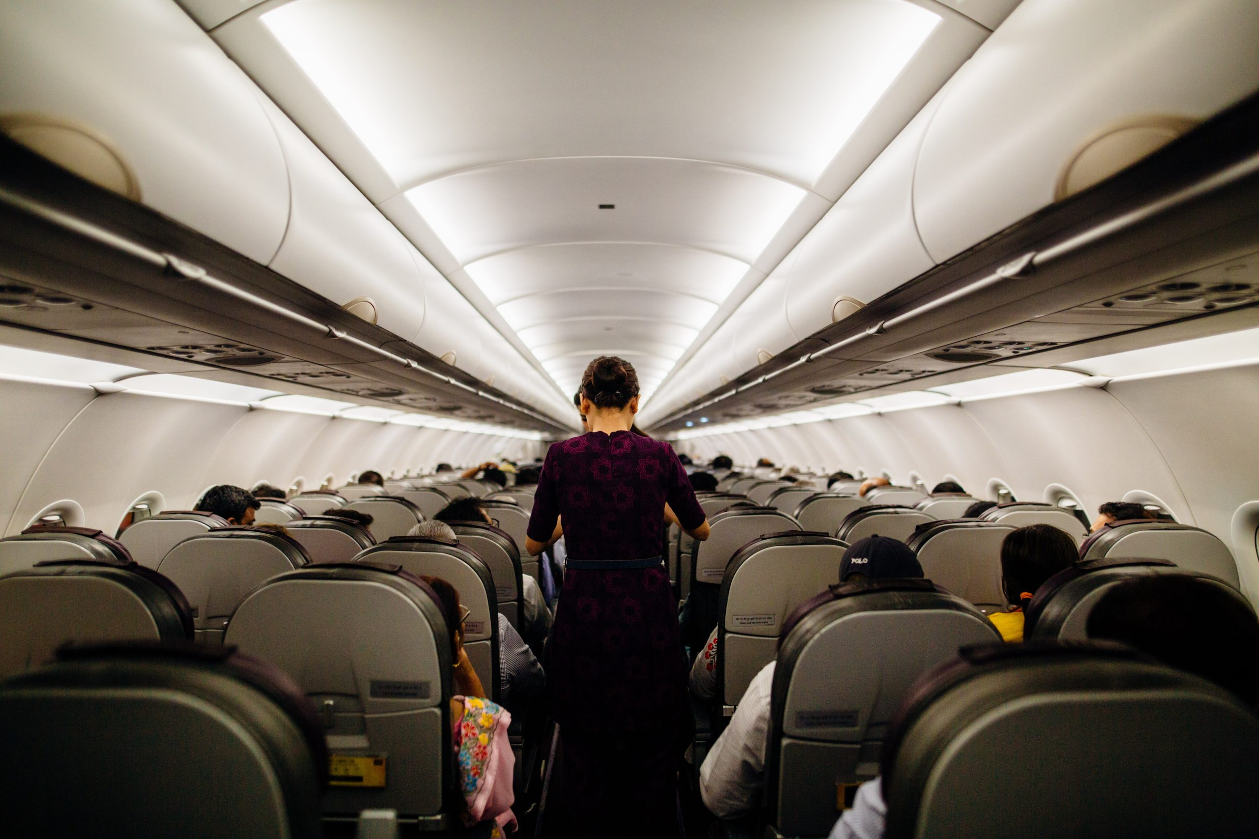 things flight attendants know that you dont