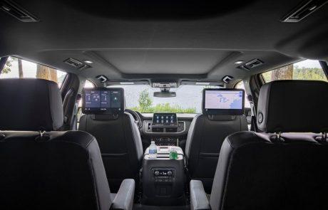 Boston Coach - Chevrolet Suburban Interior