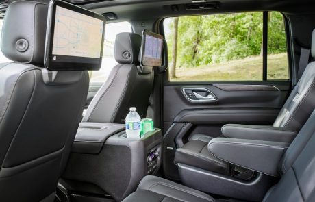 Boston Coach - Chevrolet Suburban Passenger View