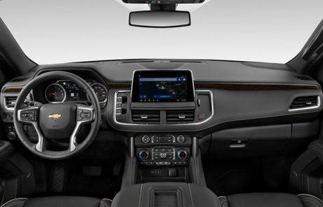 Boston Coach - Chevrolet Suburban Dash View