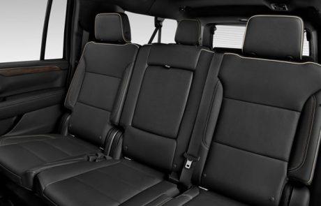Boston Coach - Chevrolet Suburban Rear View