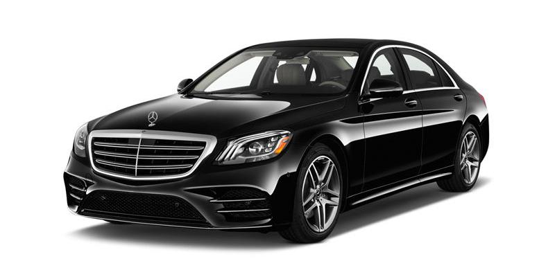 Boston Coach - Mercedes Benz S Class