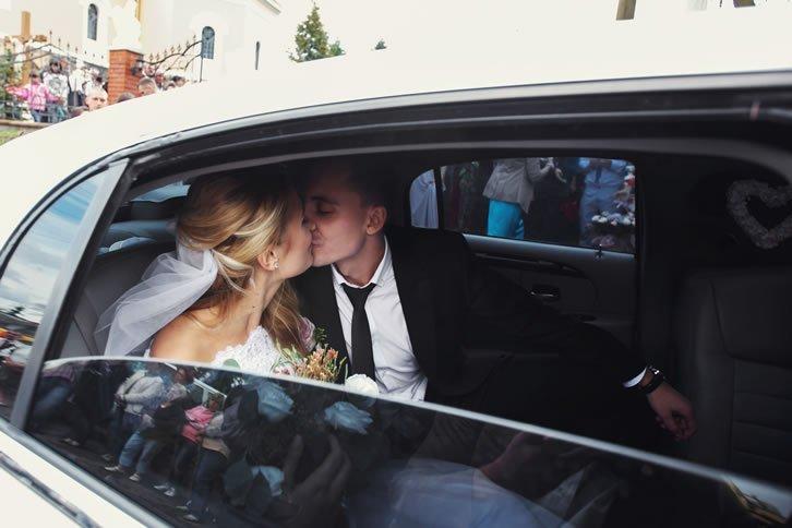 Boston coach - Wedding Special memories