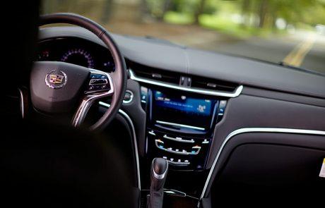 Boston Coach - Cadillac XTS Interior Dash