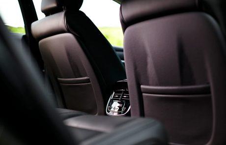 Boston Coach - Cadillac XTS Interior Rear View