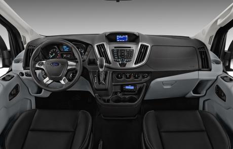 Boston Coach - Conversion Van Dash View